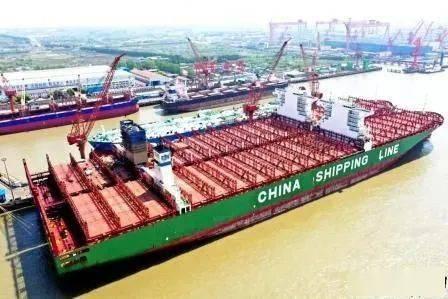 中国修船业前三季度的双增长表现令人瞩目。