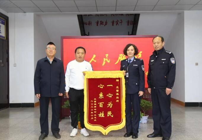 """晋豫两省警方通力合作,阳城一居民结束28年""""黑户""""身份"""