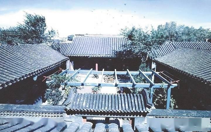 中国传统民居里的地理文化
