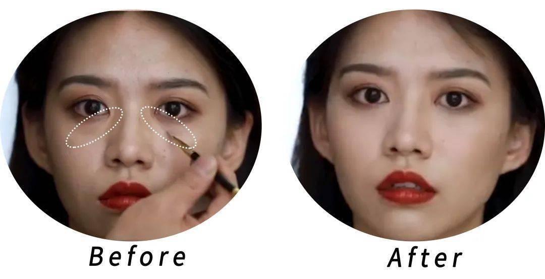 底妆这样画,就是传说中的第二层皮肤了?
