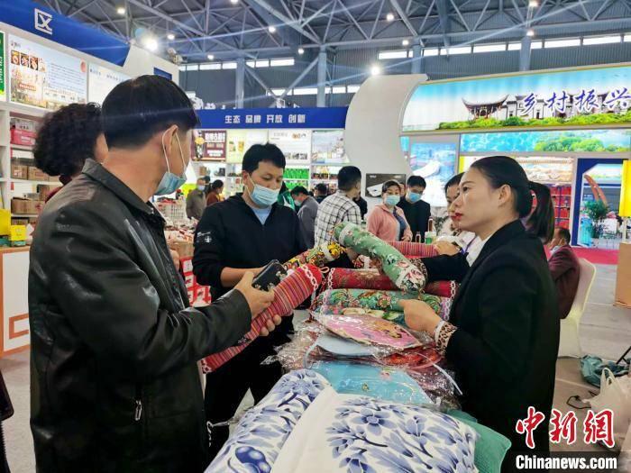 合肥农博会吸引了4000多名国内外客商