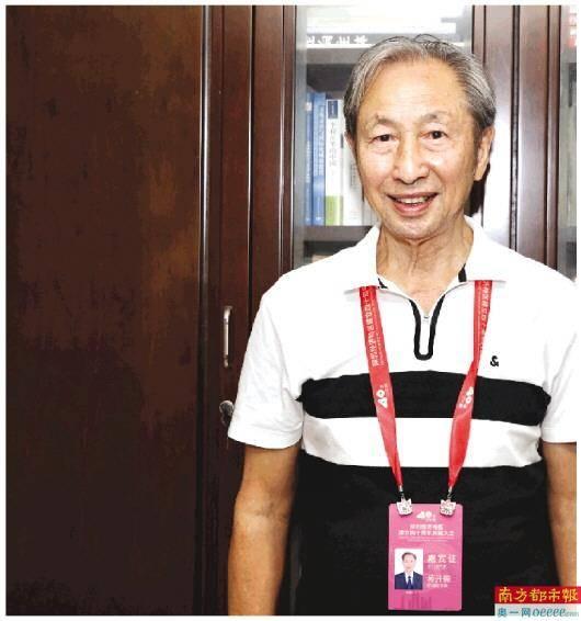 """蒋开儒:深圳年轻、包容、有活力,在这里永远是""""春天"""""""