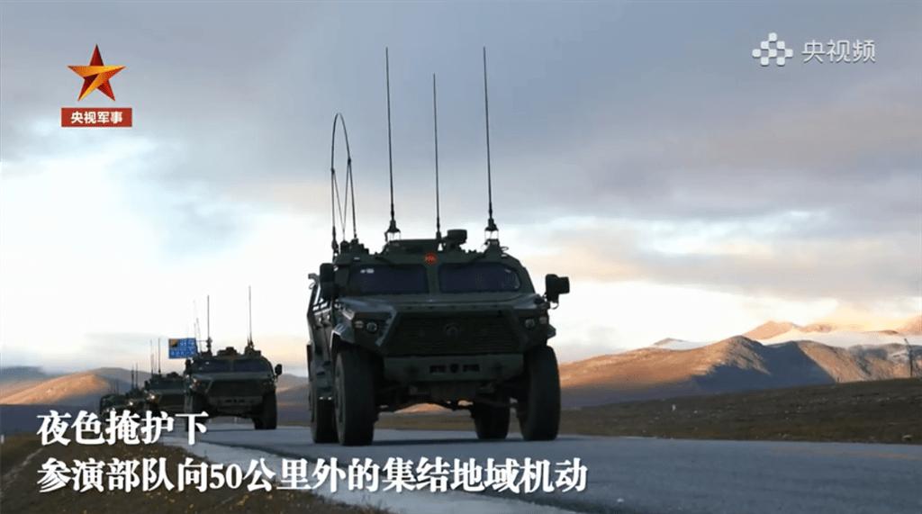 """西藏轻高机旅这次出手""""太惊艳"""" :90%新装备!新型火箭炮首次亮相……     第1张"""