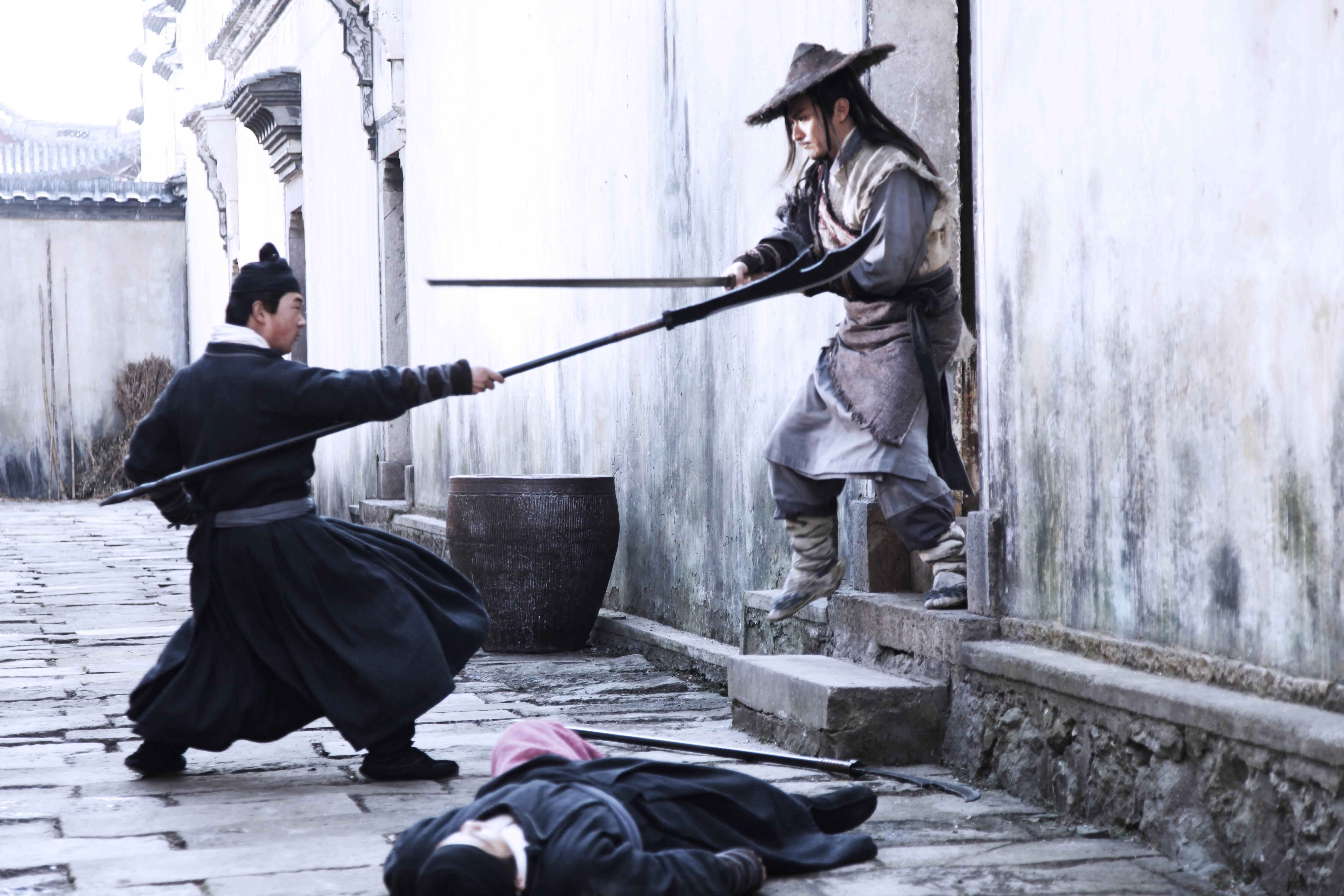 徐浩峰:武术没有套路这回事,把习武人当作一个职业来拍丨人物