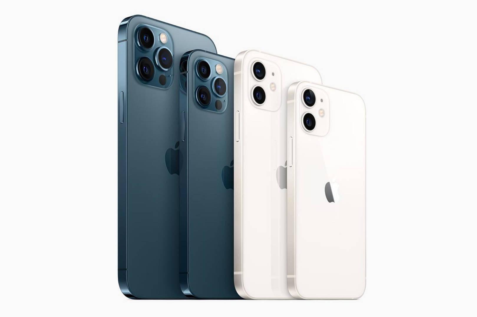 iPhone 12 / iPhone 12 Pro 的预购表现优于 iPhone 11 系列