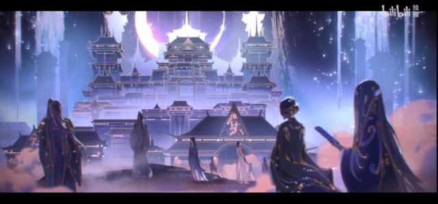 """""""情丝挥剑 断了纠缠仍相恋""""动画「天官赐福」片头曲「无别」正式上线"""