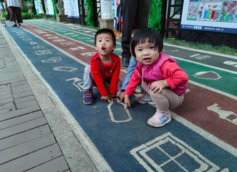 寓教于乐,广州首条垃圾分类主题趣味跑道来了