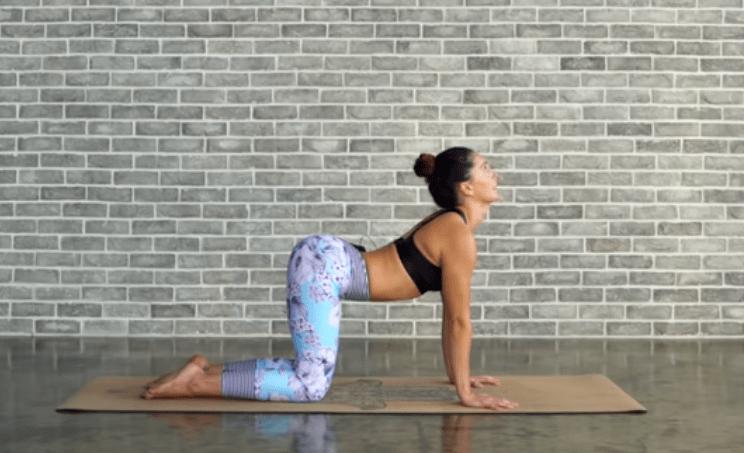"""一套""""全身练习""""流瑜伽序列,超级适合晨练和热身"""