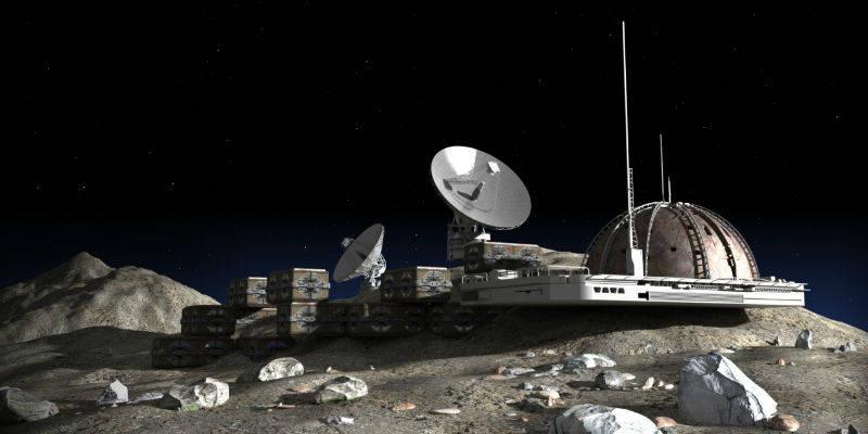 NASA和诺基亚正在将4G网络推向月球 | 悦读全球