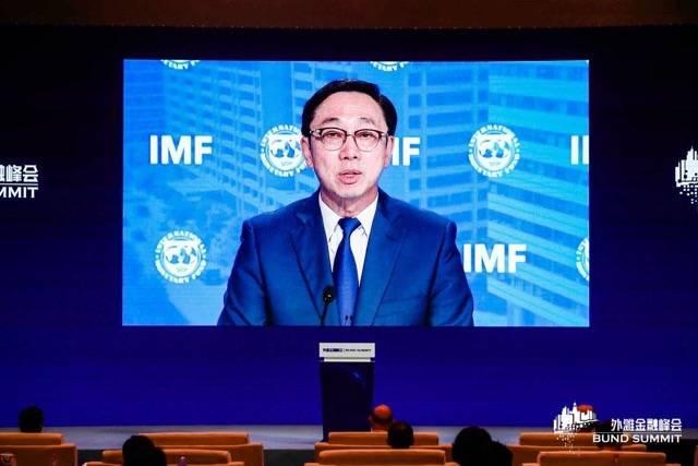 IMF张涛:力争实现智能、绿色复苏,欢迎中国碳中