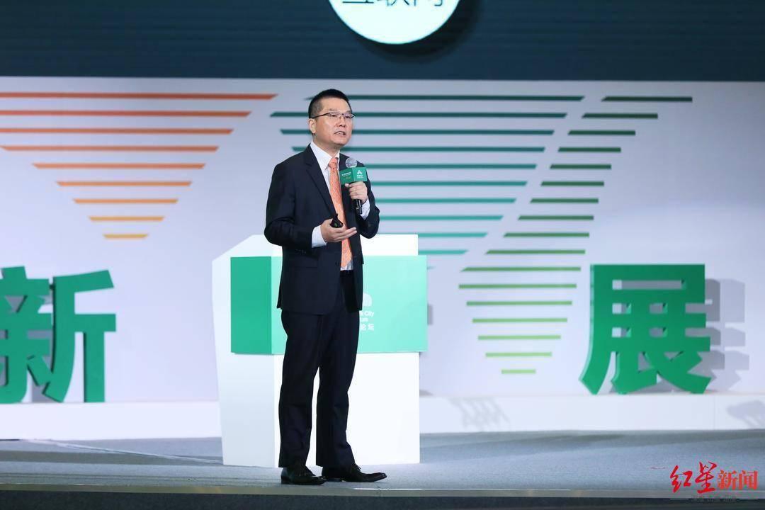 华为高级副总裁张顺茂:希望公园城市也是科技创新城市