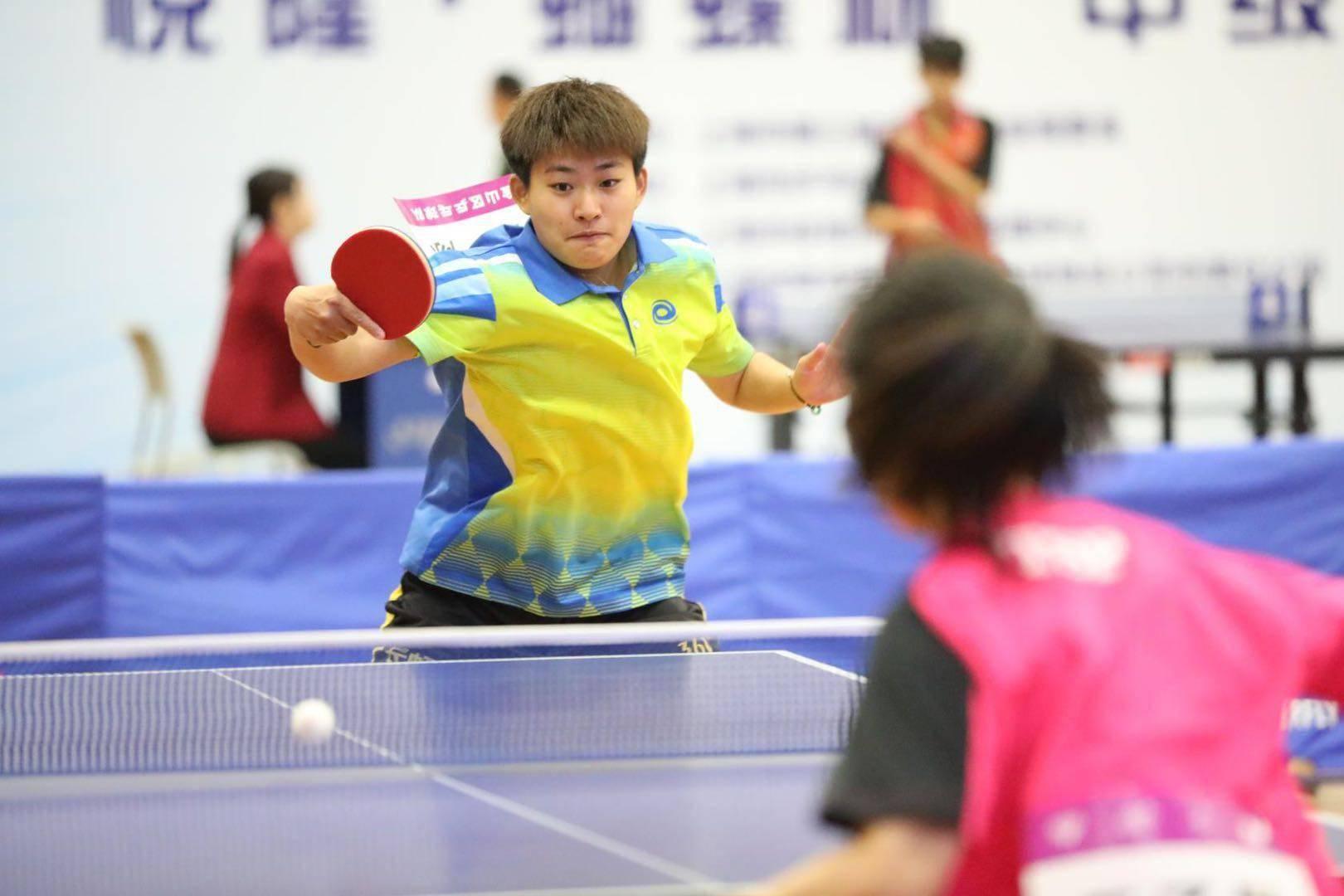 市民运动会乒乓球甲级联赛总决赛落幕,悦隆乒乓球俱乐部一队夺冠