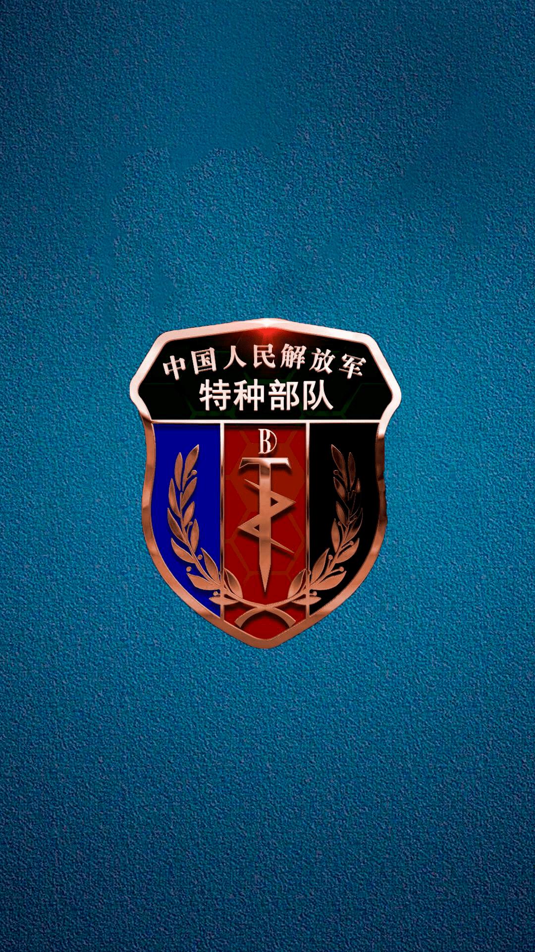 中国人民解放军特种部队徽章图片