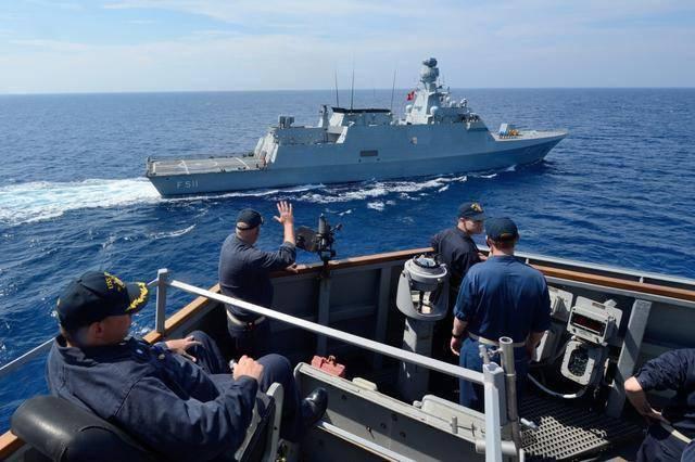 火力轻护级别,造价堪比054A,巴铁为何要买土耳其护卫舰?