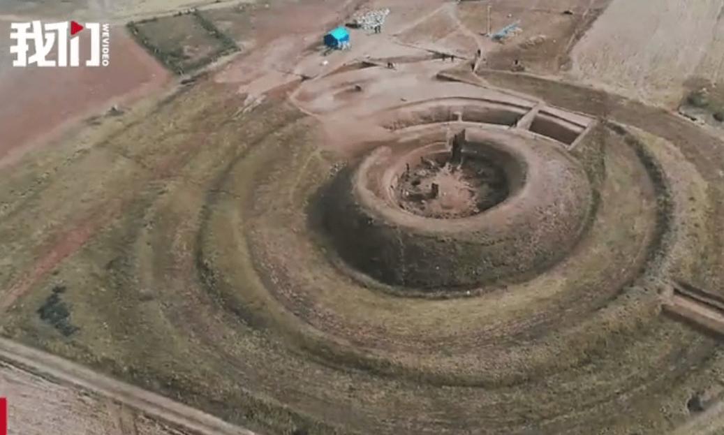 恒达官网中国首次发掘北魏皇帝祭天遗址,初步推断孝文帝曾在此观天象(图1)
