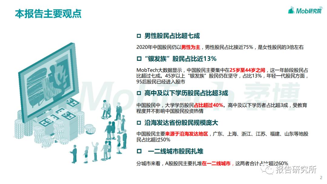 2020中国股民图鉴插图1