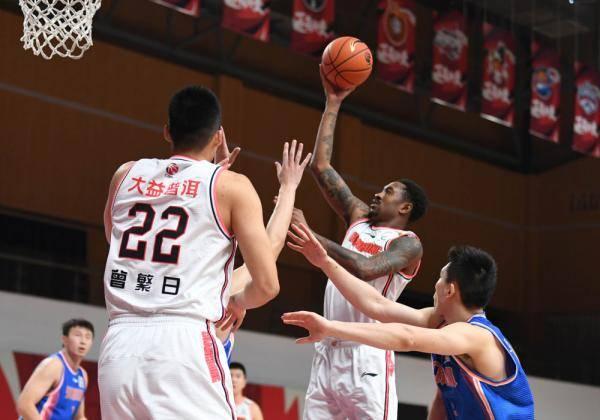 篮球 | CBA第一阶段:四川五粮金樽不敌广东东莞大益