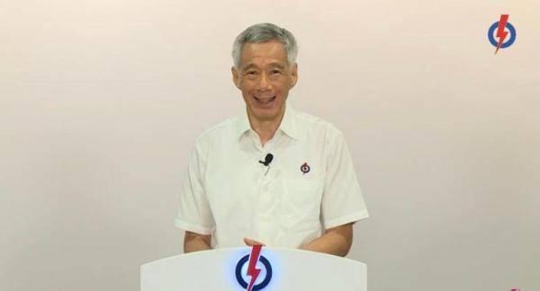 新加坡总理李显龙:要赢得人民信任 克服新冠疫情是政治挑战