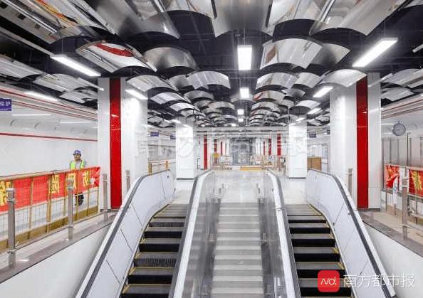 佛山地铁最新进展:2号线一期明年底试运行,3号线分段开通