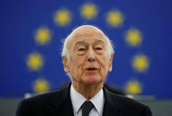 高龄94岁 法国前总统德斯坦住院