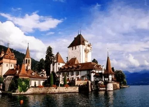 欧洲最具潜力温泉康养小镇