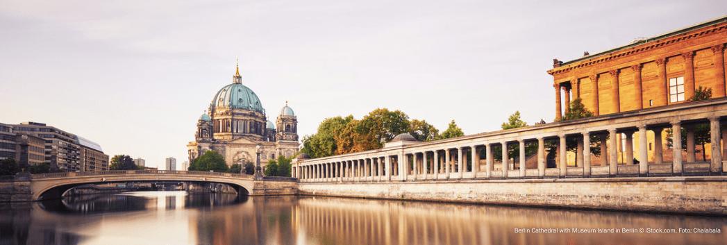 到此一游|柏林600多家博物馆和画廊,感受古老与新潮的碰撞