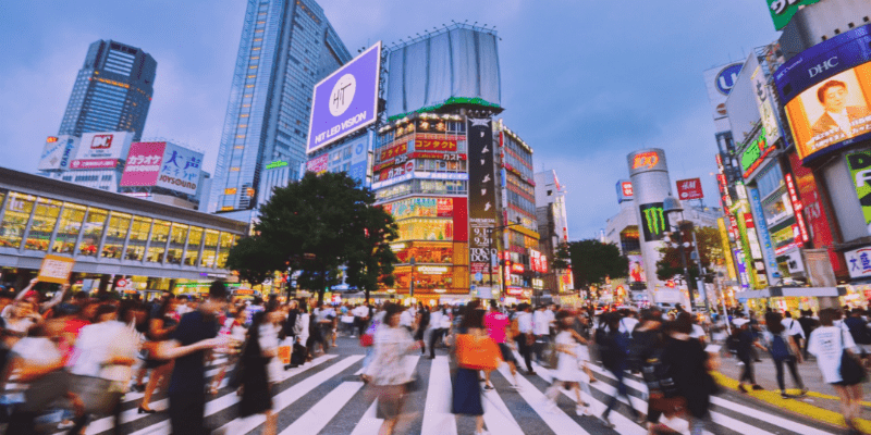 东京534人感染新冠 警惕级别调至最高 | 悦读全球