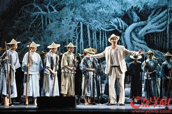 第十四届广东省艺术节开幕 60场精彩演出和1个展览与您相约