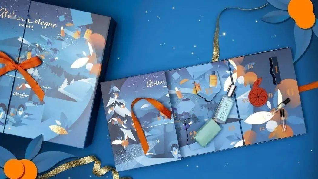 2020圣诞日历礼盒,本届颜值冠军是哪家?