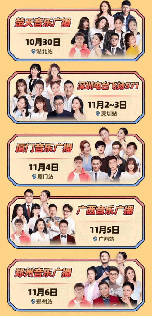 腾讯微视超级品牌日双十一成绩亮眼 九大电台、十场直播销售额超3208万