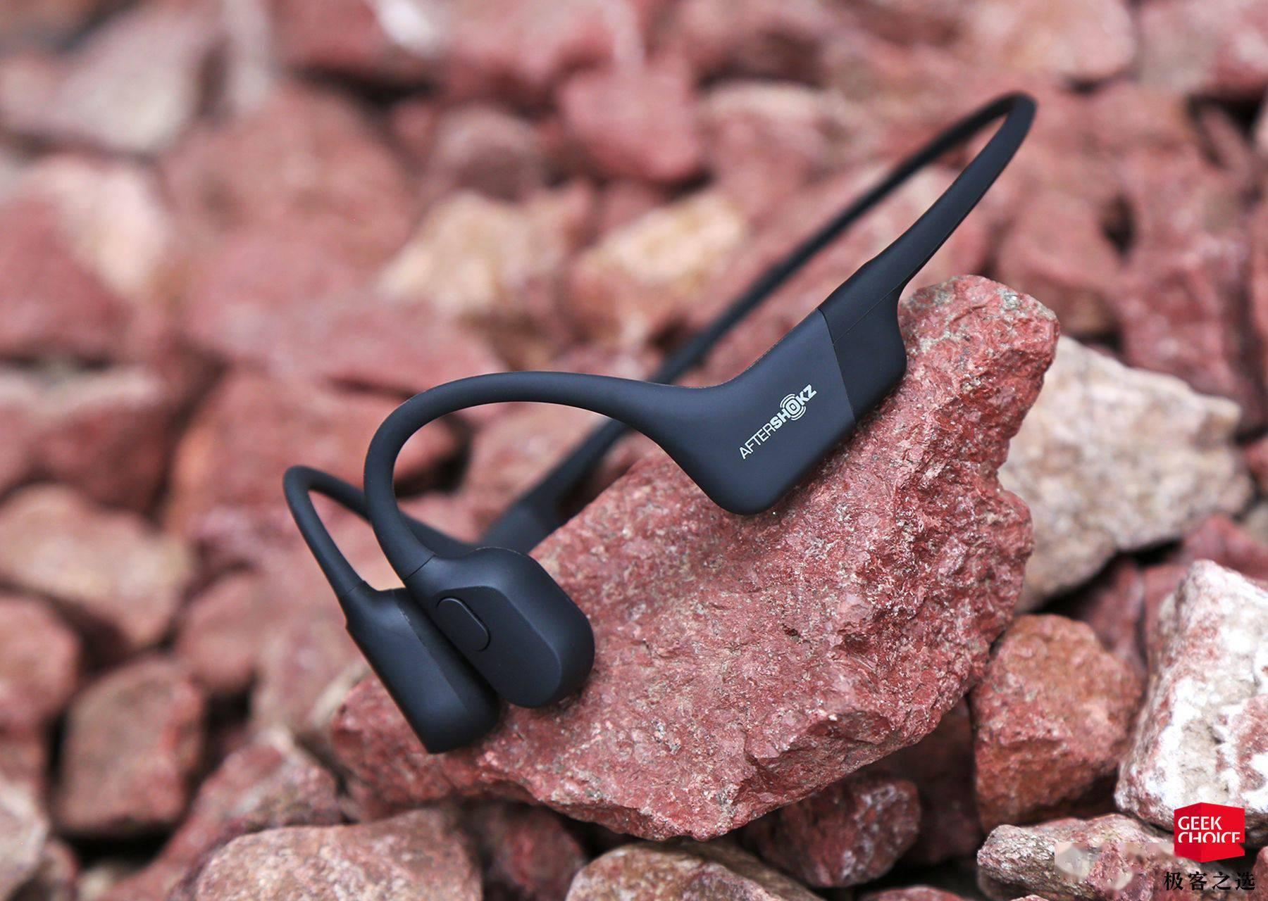 韶音 OpenComm 体验:支持双麦克风降噪,适合商务人士的骨传导耳机