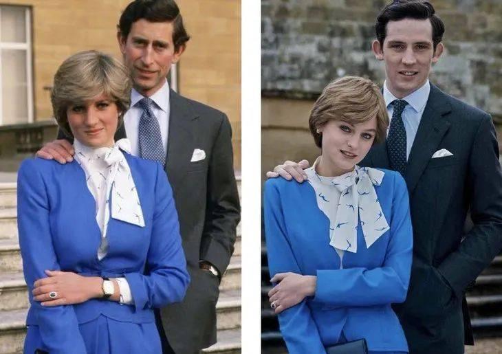 等、等、等了三季,戴安娜终于在《王冠》中出场了