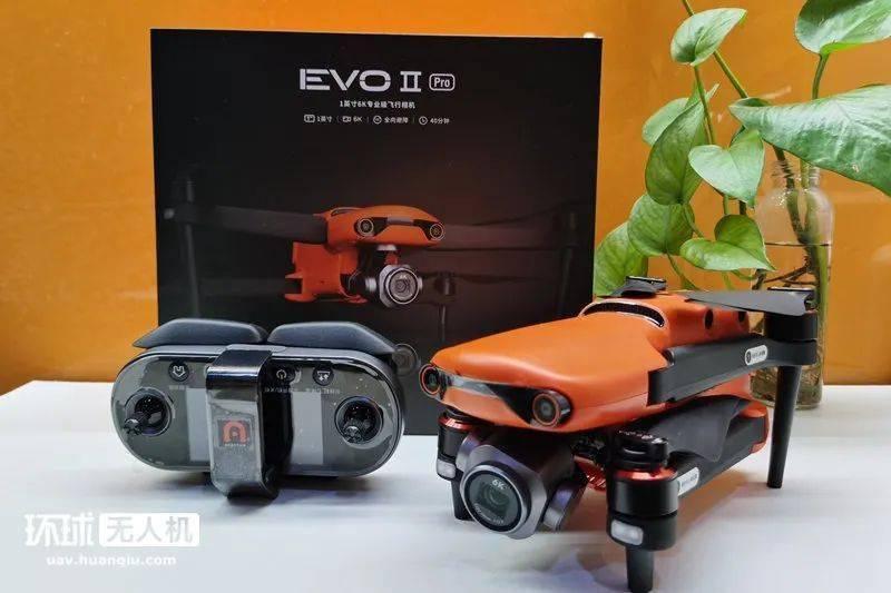 评测区 全向避障、6K视频!道通智能EVOII无人机:面向专业用户