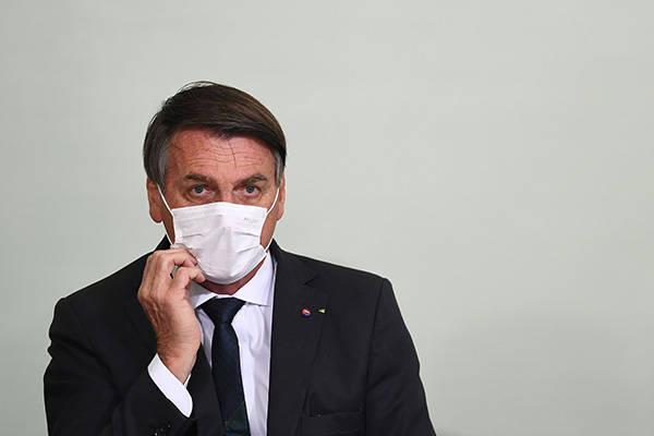 巴西总统博索纳罗:不会接种新冠疫苗,这是我的权利