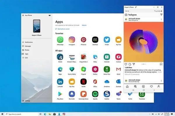 Windows 10 2021版重磅功能确定!全面将安卓并入
