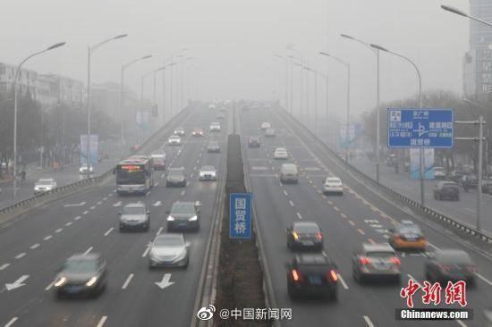 生态环境部:今年以来京津冀及周边发生6次区域性污染过程
