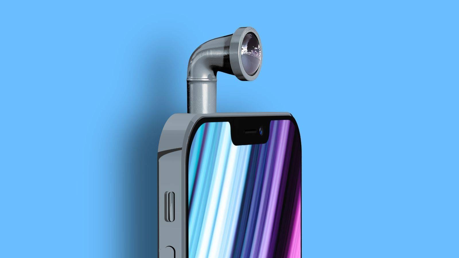iPhone 要上潜望式镜头了,但我敢说当前的「长焦