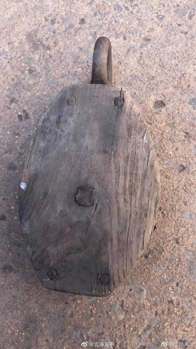 """新发现!北洋水师大沽船坞遗址、大沽关帝庙再现""""老物件"""""""