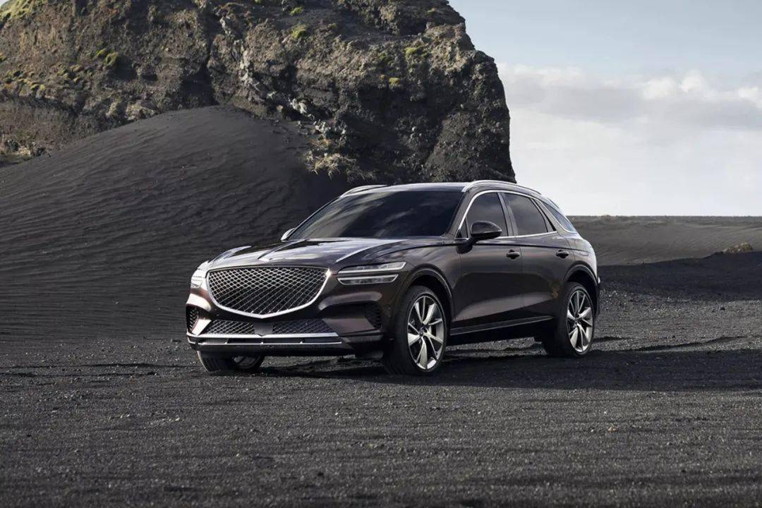 全新韩国豪华中型SUV发布,明年进入中国。