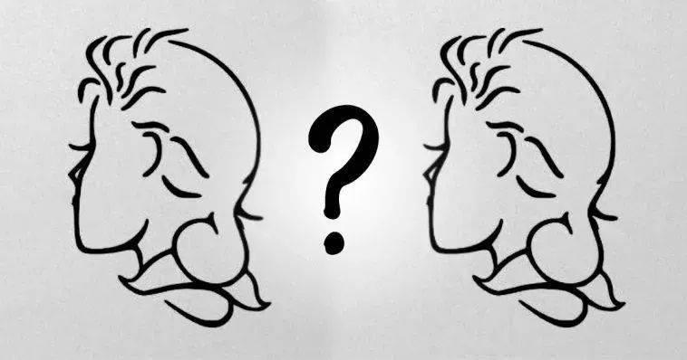 你最先看出的是少女还是男人,测出你是怎样的人。