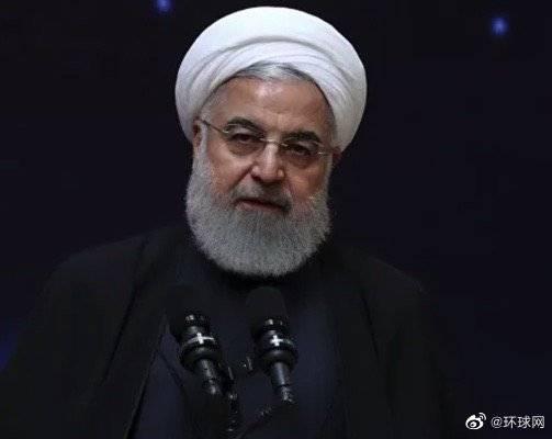"""鲁哈尼:毫无疑问""""拜登政府""""将推动华盛顿重返伊核协议"""