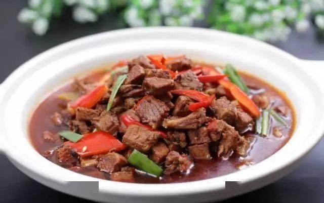 牛肉做法大全,炒的、炖的、焖的、热的、凉的全都有