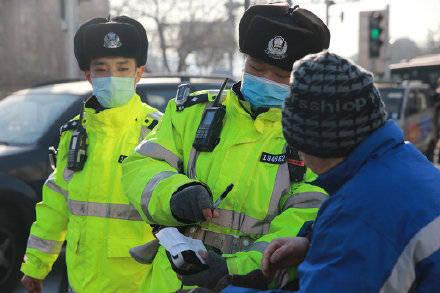 """天津市道路交通安全若干规定实施""""第一张""""罚款单已给出"""