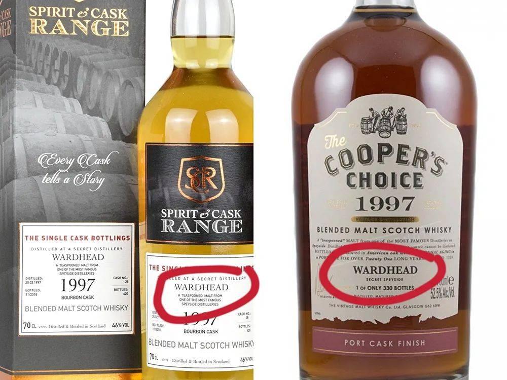 好酒:一个威士忌箱通向一瓶好酒