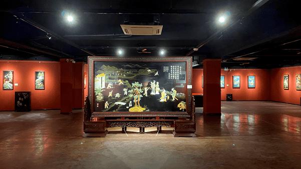 会员每日秀丨上海漆艺博物馆