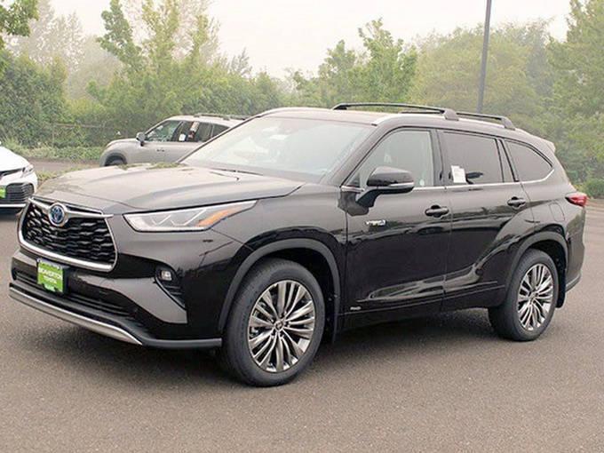丰田将推新SUV!比汉兰达大/比标准大众好