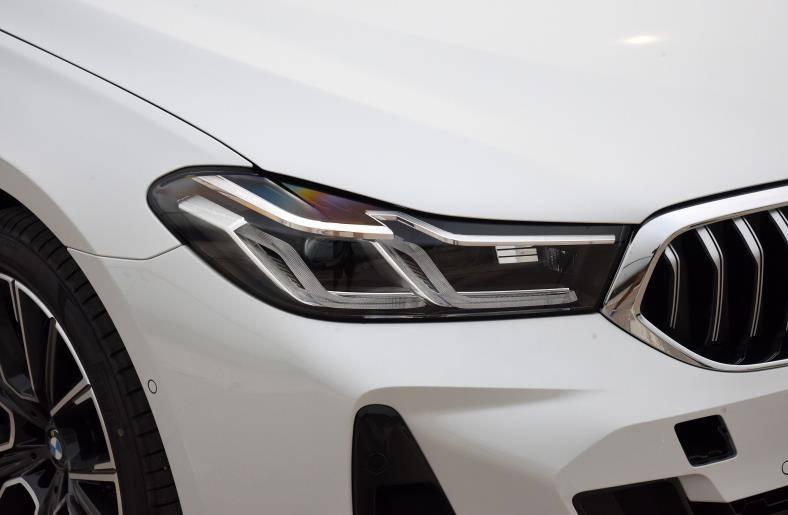 宝马6系GT,轿跑滑背设计,全部进口质量,60多万价格都贵
