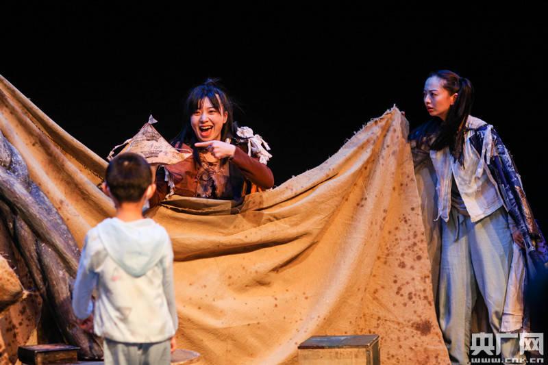 2021上海儿童艺术剧场演出季今天正式发布