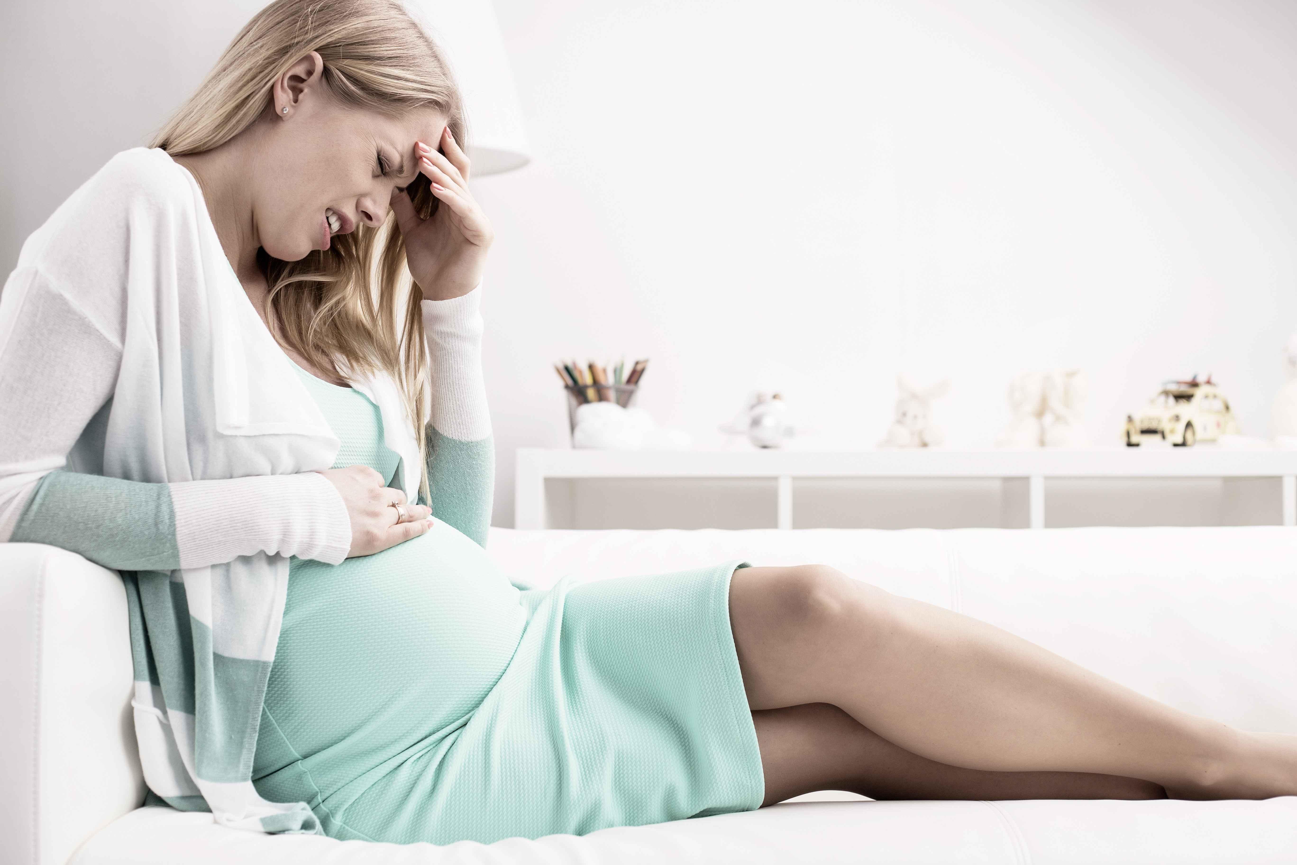 """怀孕期间,""""7个身体部位""""变化明显,很多孕妈都觉得尴尬"""