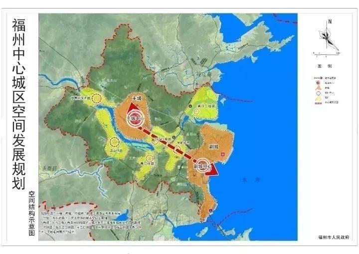 重磅文件发布!福州将争取行政区划调整!加快形成千万级人口城市  第3张